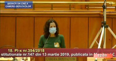 Intervenția mea în plen la legea prin care descentralizăm o parte din fondurile europene. Am amendat legea pentru Țara Făgărașului