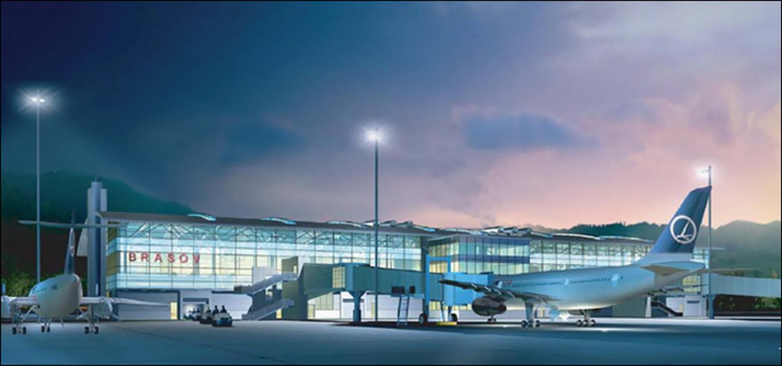 Ministerul Fondurilor Europene răspunde la scrisoarea adresată referitor la investițiile pentru aeroportul internațional Brașov Ghimbav