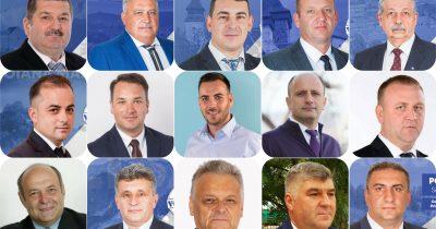 15 comunități din cele 58 ale județului Brașov au ales oameni din #PSD