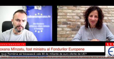 În dialog cu Dan Cărbunaru - Calea Europeană, cu mulțumiri pentru invitație!