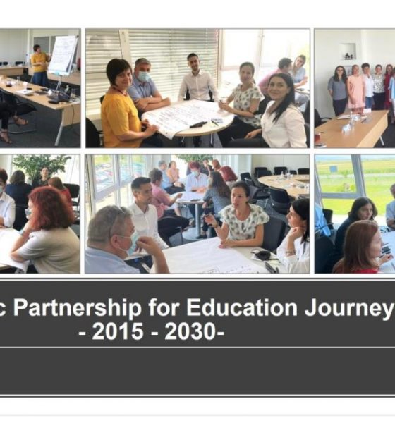 Parteneriat Strategic pentru Educație 2030 - o nouă sesiune de lucru